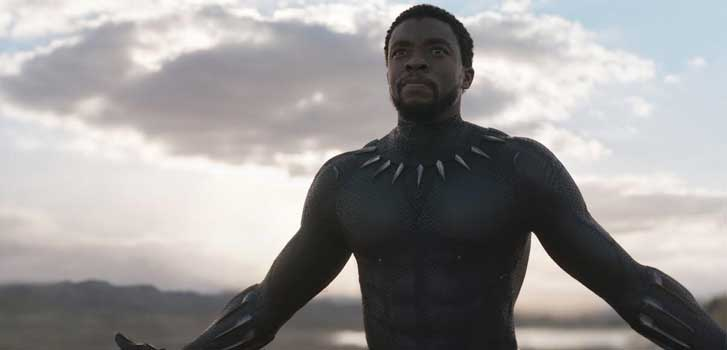 black panther, marvel, cineplex, movies, trailer