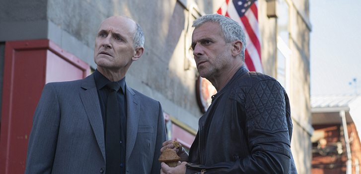 Colm Feore and Patrick Huard talk Bon Cop Bad Cop 2