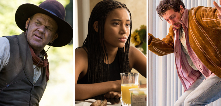 These book-to-film adaptations are running the show at #TIFF18