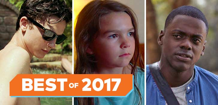Timothée Chalamet, Brooklynn Prince, Daniel Kaluuya and all of 2017's breakout stars