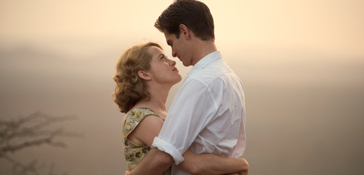 Andrew Garfield, Claire Foy and Andy Serkis talk their true story Breathe
