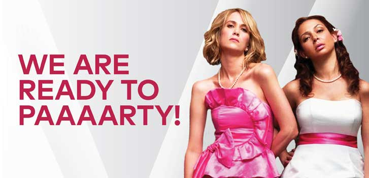 Counting down our five favourite moments from Bridesmaids