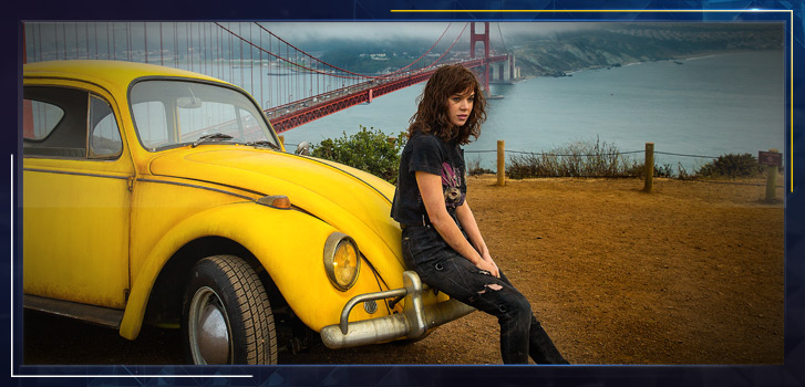 Hailee Steinfeld and John Cena on the nostalgic magic of Bumblebee
