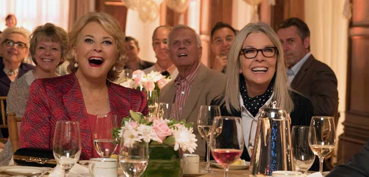 Comedy legend Candice Bergen on her career rejuvenation and Book Club