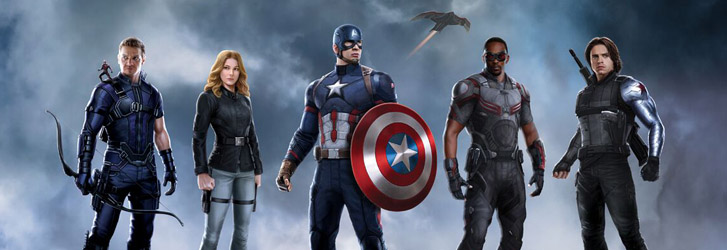 chris evans, jeremy renner, anthony mackie, sebastian stan, captain america civil war, image