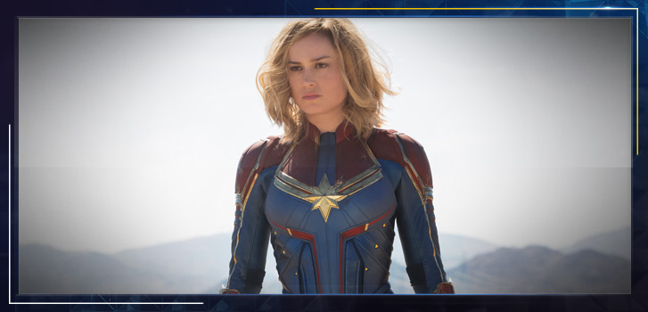 Brie Larson tells us why she seriously meditated before accepting the role of Captain Marvel