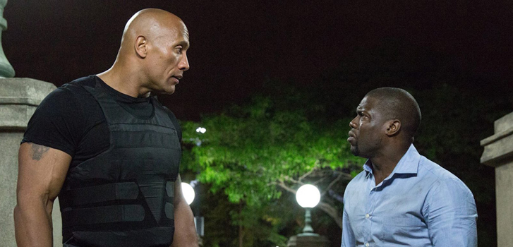 kevin smith, dwayne johnson, central intelligence