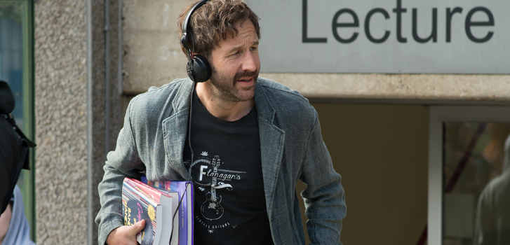 Chris O'Dowd on playing a fanboy in Juliet, Naked and why we're his biggest fan