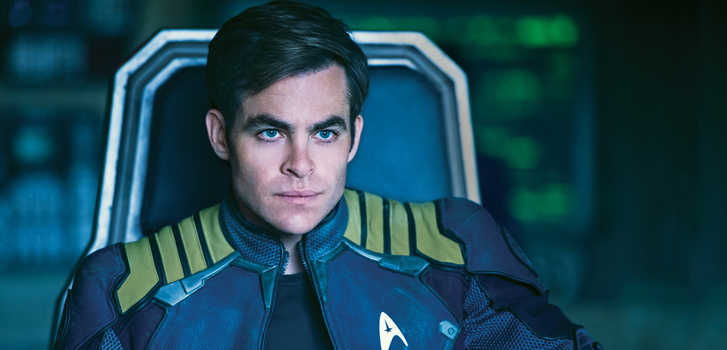 chris pine, star trek, star trek beyond, trailer, new,