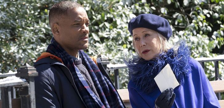 Will Smith and Kate Winslet take an emotional journey in the new trailer for Collateral Beauty