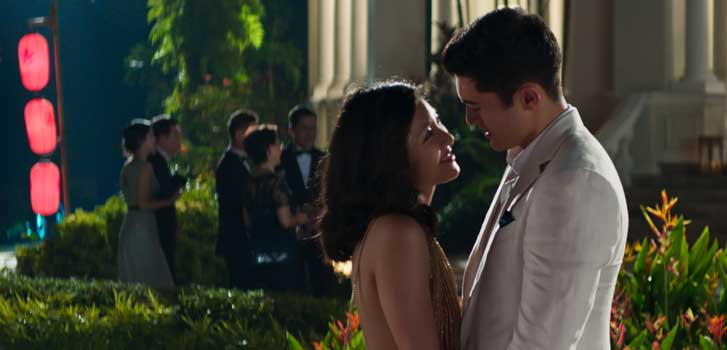 crazy rich asians, constance wu, henry golding