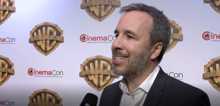 Director Denis Villeneuve talks Blade Runner 2049 at CinemaCon