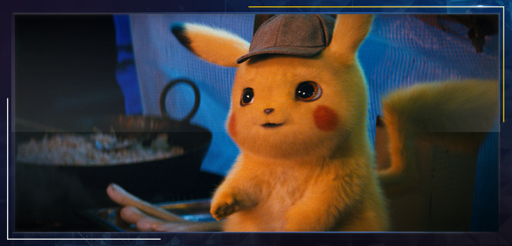 Pikachu's cute factor crossed with Ryan Reynolds's characteristic wit makes for a Pokémon of the highest level