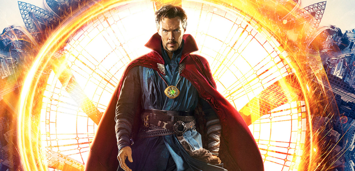 New magic appears in Doctor Strange IMAX trailer!
