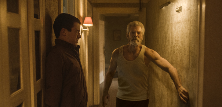 Director Fede Alvarez talks Don't Breathe