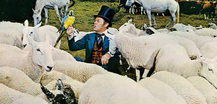 The original Doctor Dolittle returns to Cineplex theatres this month!