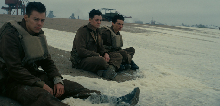 dunkirk, christopher nolan, IMAX, harry styles, tom hardy