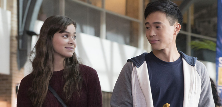 Hailee Steinfeld and the cast and crew of The Edge of Seventeen talk about teenage angst