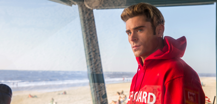 zac efron, baywatch, interview, cineplex