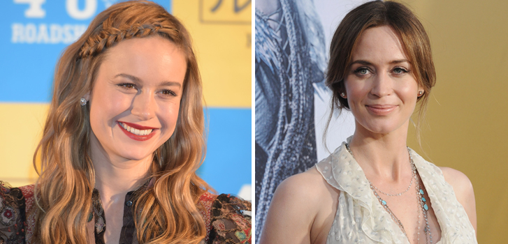 From Brie Larson's Captain Marvel rumours to Emily Blunt in Mary Poppins, what was your favourite movie news this week?