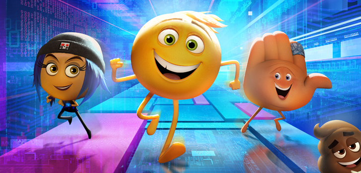 Patrick Stewart and our Top 5 Celebrity Memes to celebrate The Emoji Movie