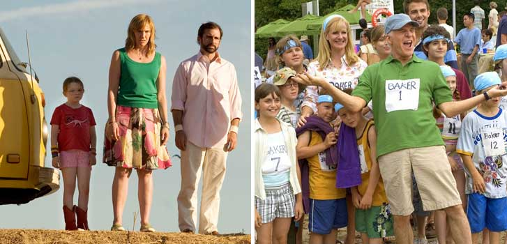 Little Miss Sunshine, Cheaper by the Dozen, and more of our favourite movie families for Family Day!