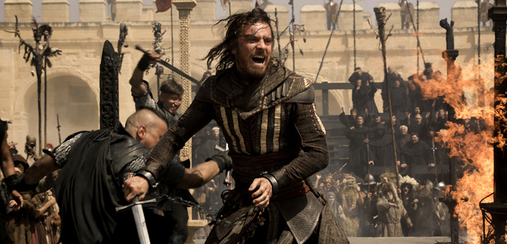 Game for Anything: Interview with Assassin's Creed star, Michael Fassbender