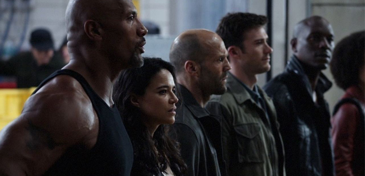 the fate of the furious, the fast and the furious, dwayne johnson, jason statham, vin diesel, charlize theron, cineplex