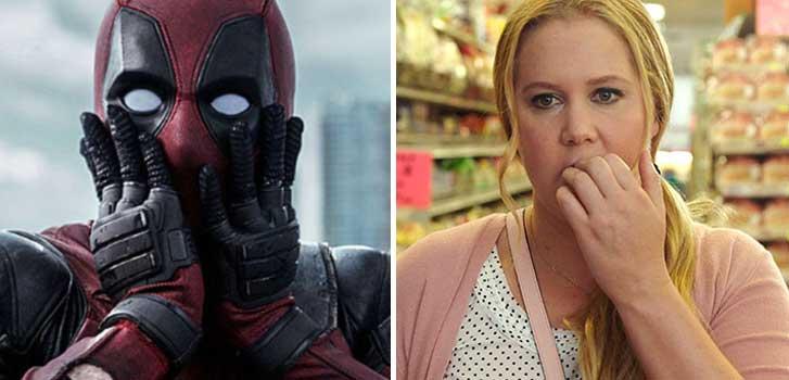Bandes-annonces : Deadpool se trouve un ami et Amy Schumer se trouve jolie