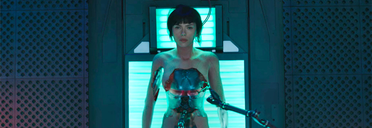 Scarlett Johansson talks her epic new role in Ghost in the Shell