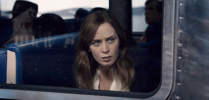 These intense clips from The Girl On The Train will leave you wanting more