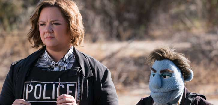 Melissa McCarthy and the cast of The Happytime Murders tell the raunchy truth about working with puppets