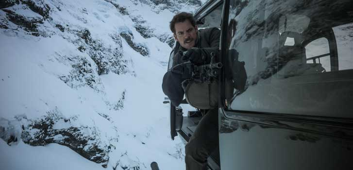 Henry Cavill se joint à la franchise Mission: Impossible