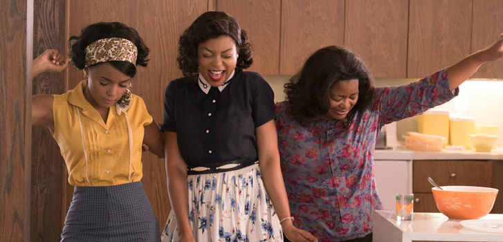 Taraji P. Henson, Octavia Spencer and Janelle Monae lead NASA to new heights in the trailer for Hidden Figures
