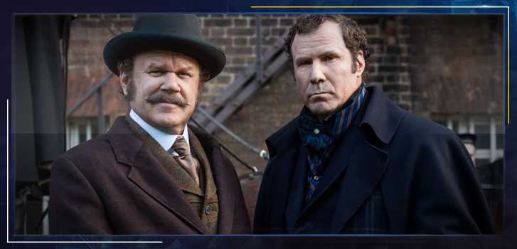 Will Ferrell and John C. Reilly dish on their real life and on-screen friendship in Holmes & Watson