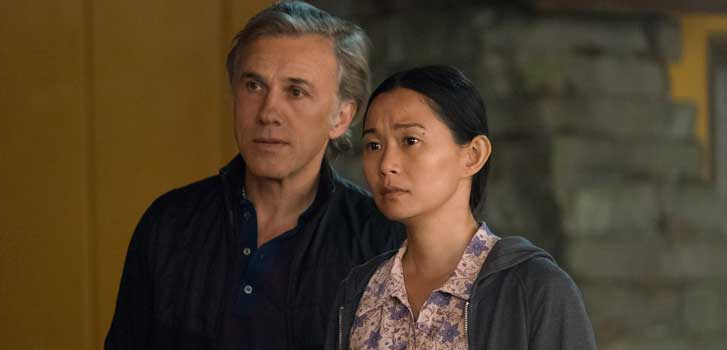 christoph waltz, hong chau, downsizing, matt damon, alexander payne, movie, film,