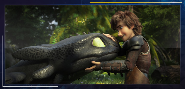 Jay Baruchel dishes on why Hiccup is at least partly Canadian