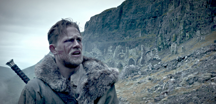 charlie hunnam, king arthur, legend of the sword, cineplex, interview, exclusive, new