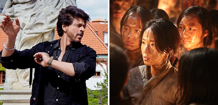 Shah Rukh Khan, jab harry met sejal, the battleship island,
