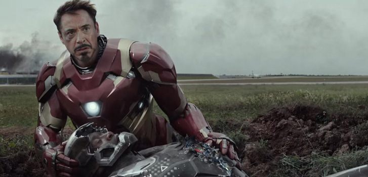 iron man, captain america: civil war, image