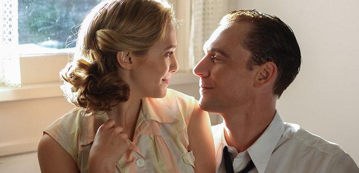 elizabeth olsen, tom hiddleston, i saw the light, movie, image