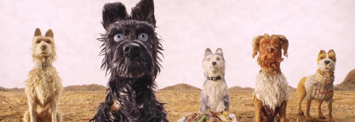 isle of dogs, bryan cranston, wes anderson, edward norton, jeff goldblum