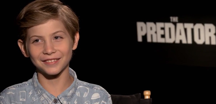 Jacob Tremblay on why The Predator is his favourite project yet