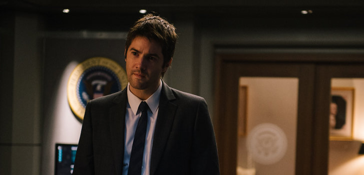 jim sturgess, geostorm
