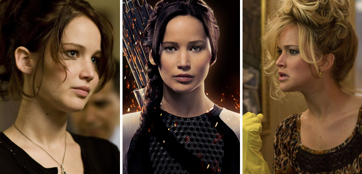Top 5 Jennifer Lawrence Roles