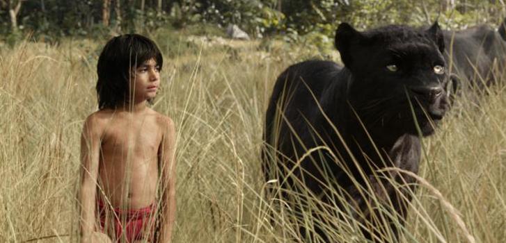 the jungle book, neel sethi, ben kingsley, jon favreau, interview, image