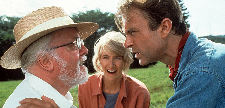 10 dino-mite facts you didn't know about Jurassic Park for its 25th birthday