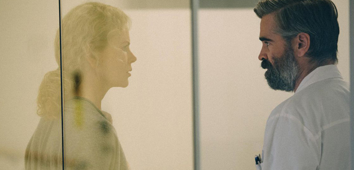 Colin Farrell, Nicole Kidman and Yorgos Lanthimos talk their creepy new film The Killing of a Sacred Deer