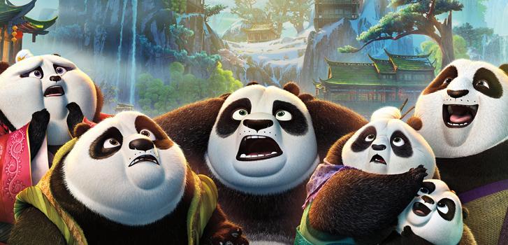 jack black, bryan cranston, kate hudson, kung fu panda 3, photo
