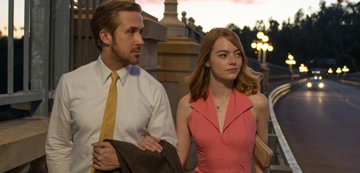 ryan gosling, emma stone, la la land, movie, image